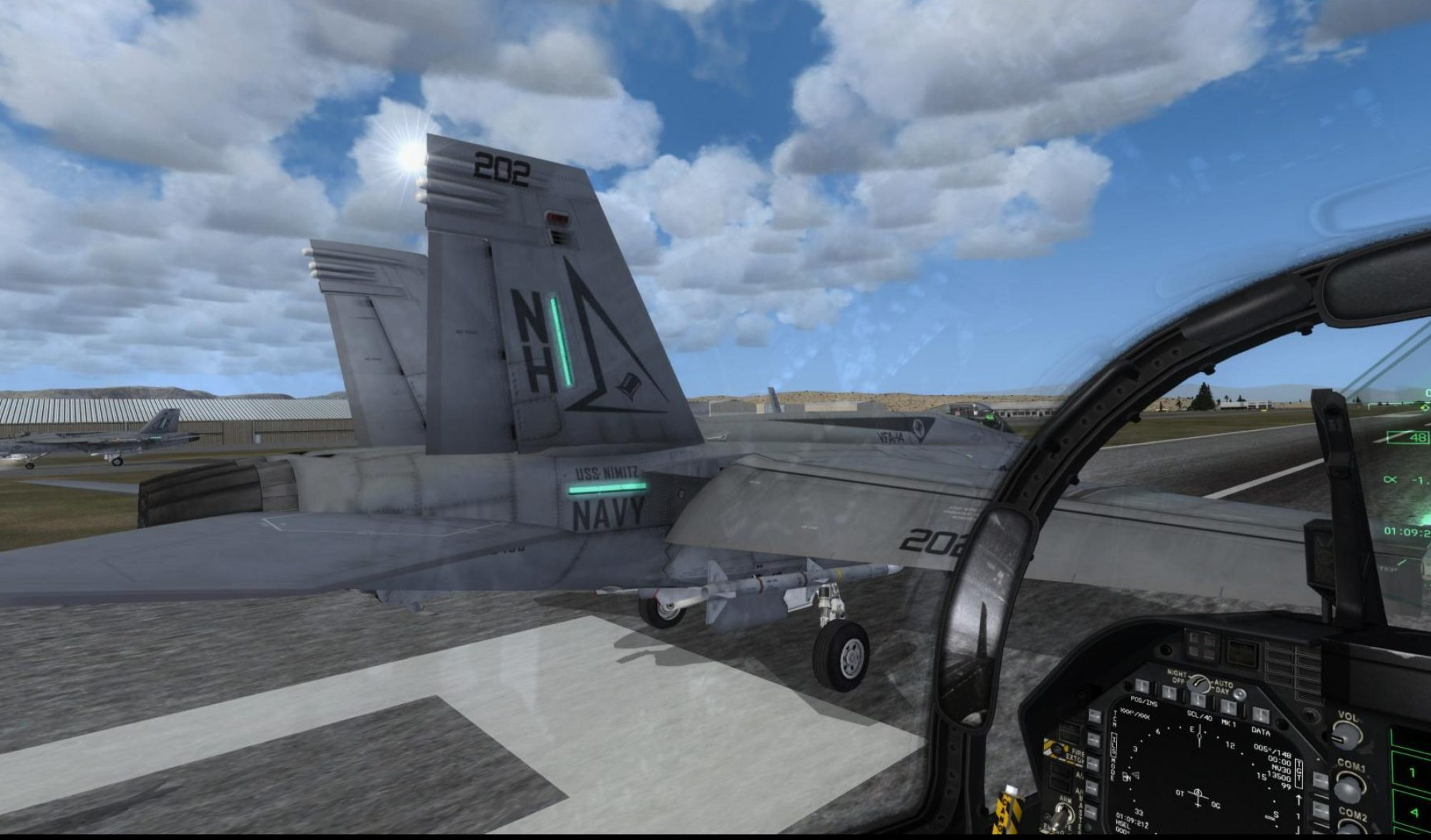 VRS F/A-18E Superbug (Do you even need a review?) - Dat Sim Blog