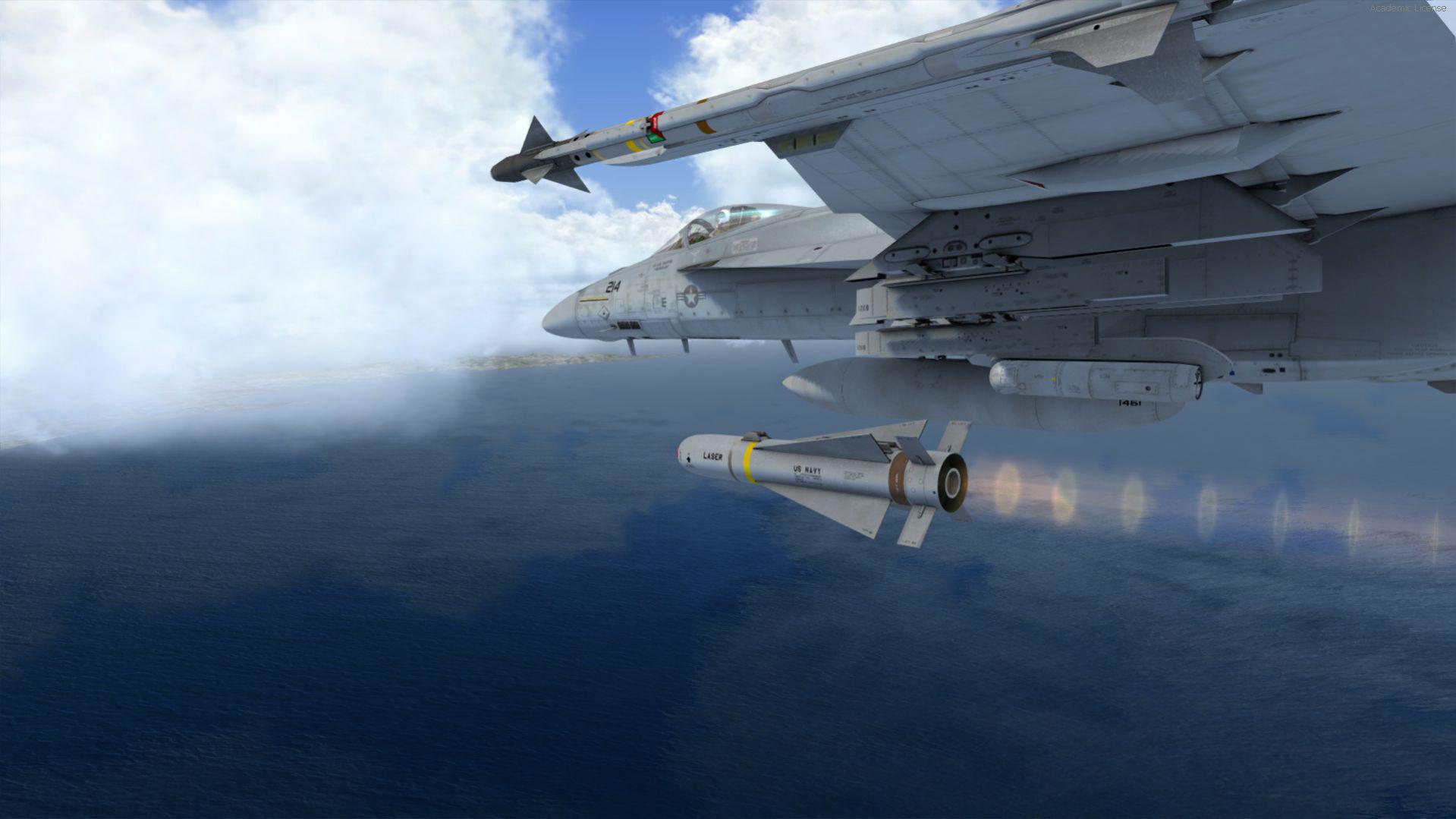 VRS F/A-18E Superbug (Do you even need a review?) - Dat Sim Blog